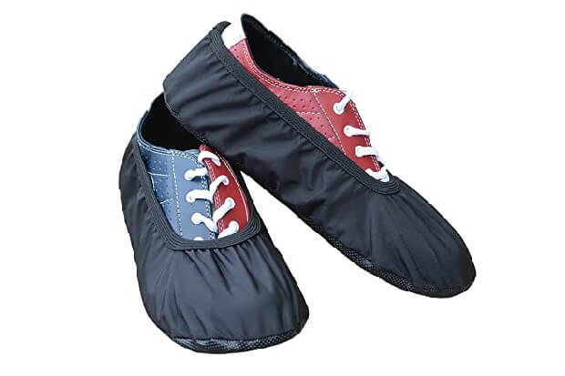 How to make bowling shoe covers